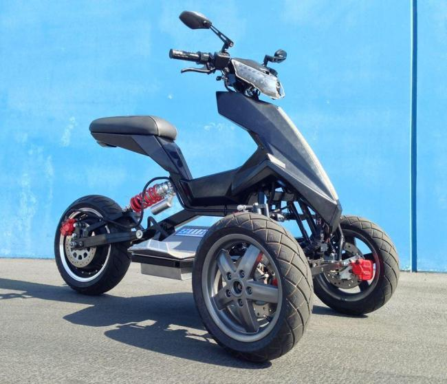 【BEST SELLER】FREE SHIPPING 3 DAYS | Full Electric Tricycle