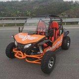 Toy off-road hybrid go kart