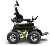 2021 All-terrain indoor and outdoor 4*4 wheelchair