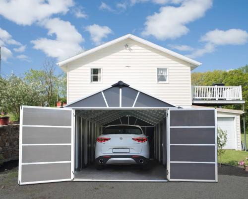 11ft Garage Shed