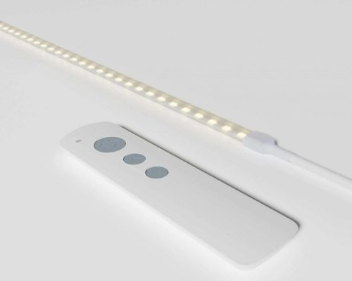 LED Light Strip with Remote Dimmer Controller