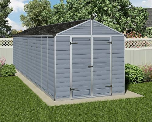8ft. Shed