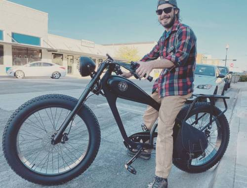 🔥2021 MCQUEEN 750 DESTROYER E-BIKE(Insufficient stock, only the last day of sale)