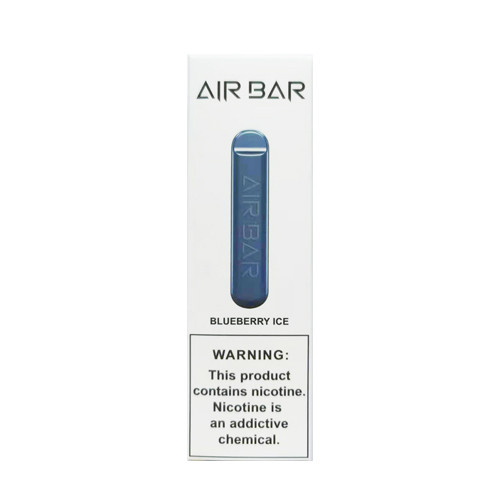 air bar blueberry ice