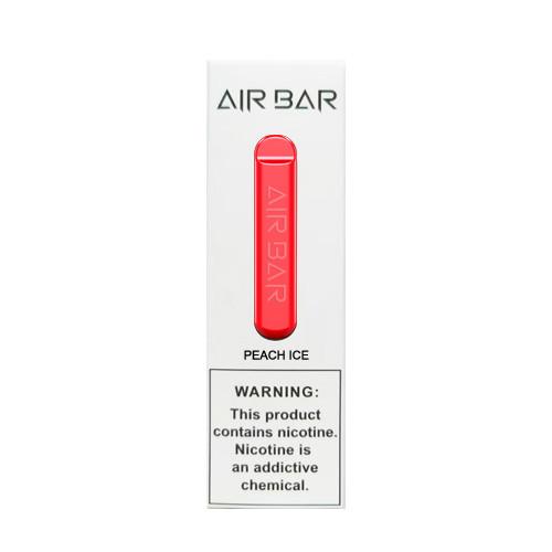 air bar peach ice