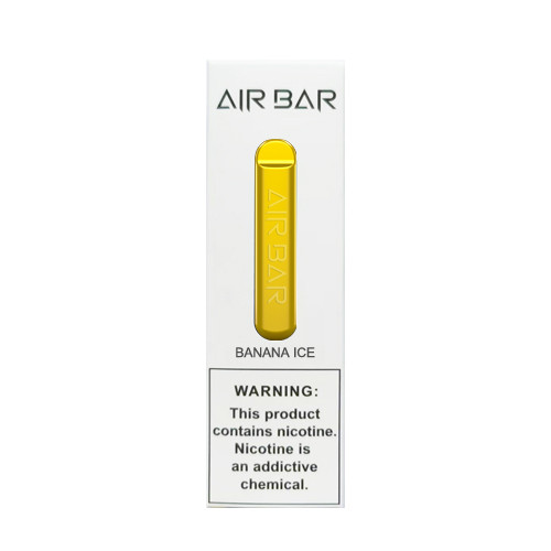 air bar banana ice