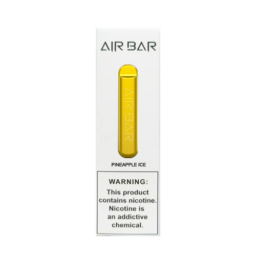 air bar pineapple ice