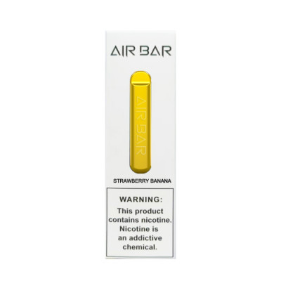 air bar Strawberry banana