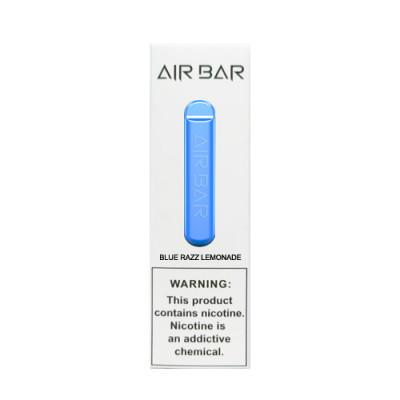 air bar blue razz lemonade