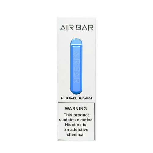air bar blue razz lemonade
