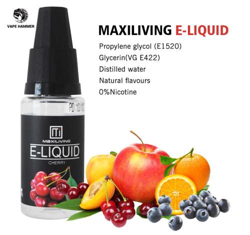 Vaping Gift E Juice Bundle Pack 10ml X 20 Fruity Vape Flavors
