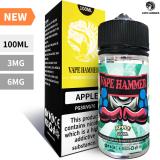 New E-Liquid Apple E Juice Flavor Vape Juice 100ml -pg/vg: 30/70