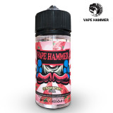 High Discount Strawberry Vape Juice 100ml Vaping E Liquid