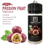 Maxiliving Vape Juice Passion Fruit E Liquid 100ml