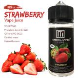 Maxiliving E Juice Strawberry Cheap Vape Juice 100ml