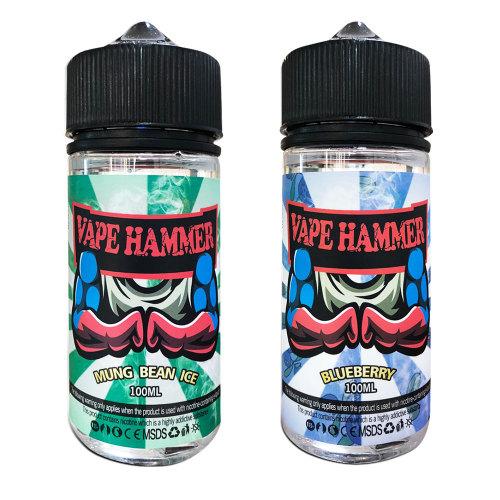 Cheapest Vaping Liquid Package 100ml Mung Bean & Blueberry E-Juice