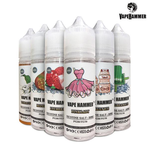 Discount Vape Juice Popular Nicotine Salt Flavor 50ml