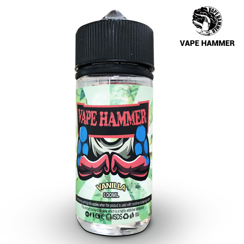 Top Vaping Juice Vanilla E Juice Flavor 100ml Vape Liquid