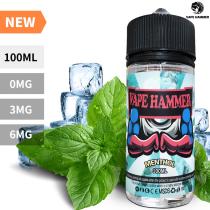 best menthol e liquid juice -100ml -pg/vg: 30/70