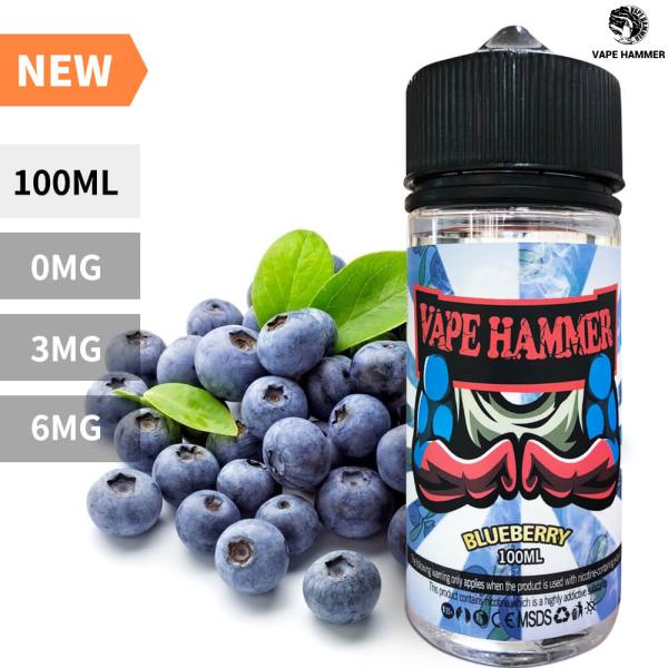 best blueberry e juice quality vape liquid 100ml -pg/vg: 30/70
