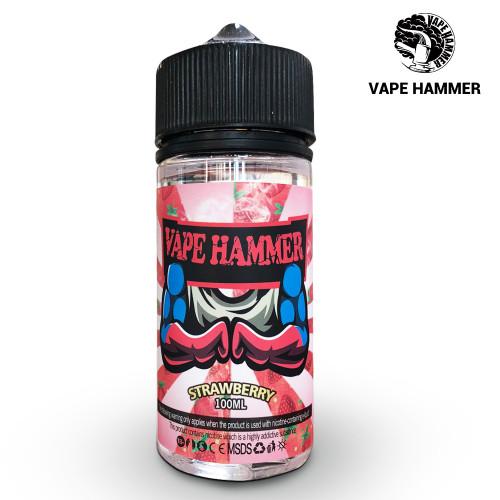 Selected Vape Juice Strawberry & Mango E Liquid Pack 100ml