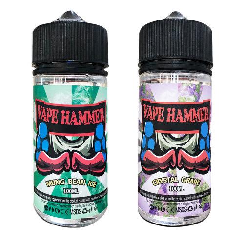 Try Vape Juice Pack Mung Bean & Grape E-Liquid 100ml*2