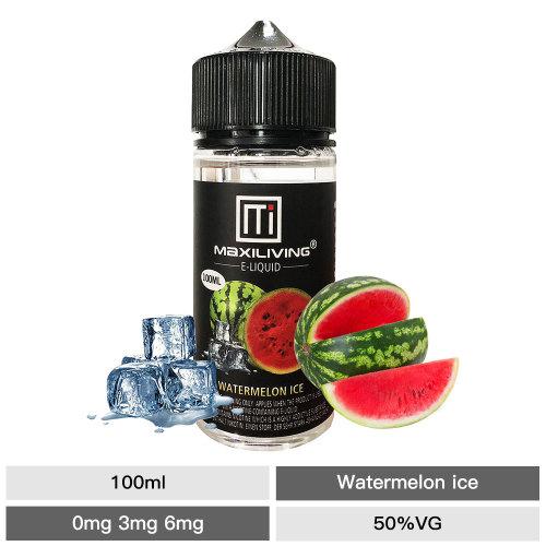 best watermelon vape juice maxiliving 100ml-pg/vg: 50/50