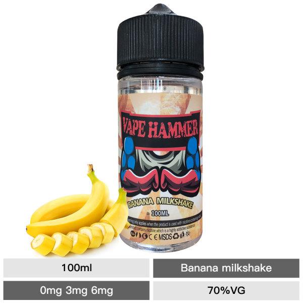 banana milkshake vape juice flavor good 100ml e liquid online