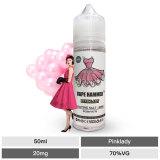 Easy to Use 50ml Nic Juice E-liquid PINKLADY Flavors
