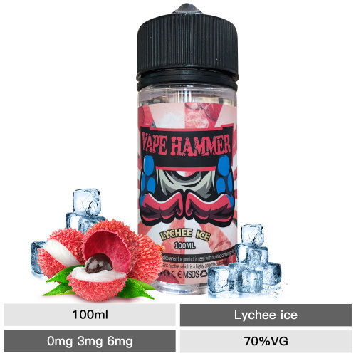 Best Buy Lychee Ice Vape Juice The Best E Liquid 100ml