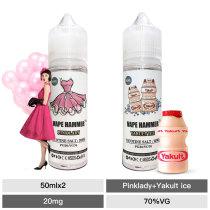 Hot Sale Vaping Juice Top Pinklady And Yakult Salt Nic Juice 50ml