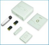 gippro vape starter kit gp6 rechargeable e cigarette with disposable smoke bomb
