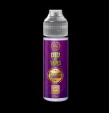 Unique 0mg BLACKCURRANT LEMONADE Bottle 50 mg Vape Juice