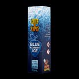 Unique 0mg Blue Raspberry Ice Bottle 50 mg Vape Juice