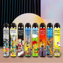 Joyelife Breze Stiik Mega Disposable E-Cigarette With 6ml Nicotine