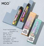 D04S rechargeable electronic cigarette disposable e-cigarette MGO