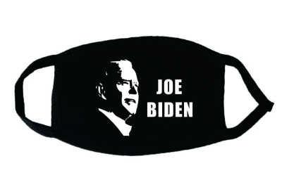 Joe Biden cotton mask high quality washable black mask