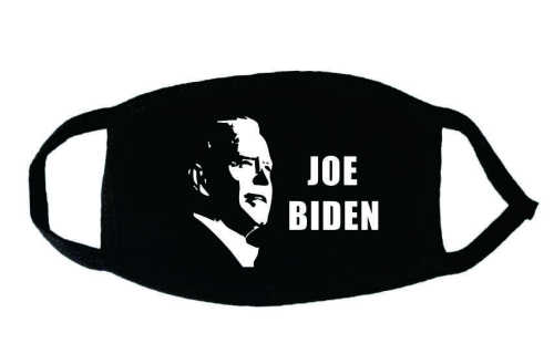 Joe Biden cotton mask high quality washable black mask