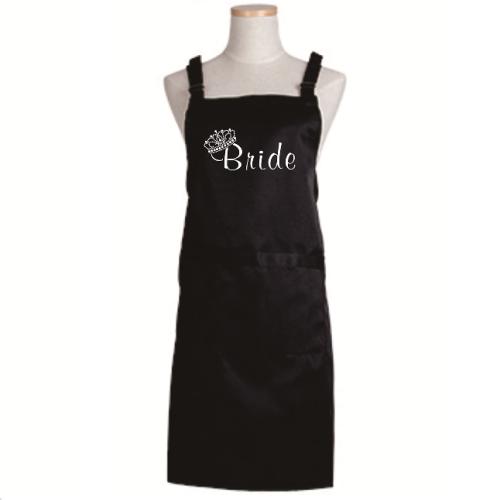 rhinestone apron