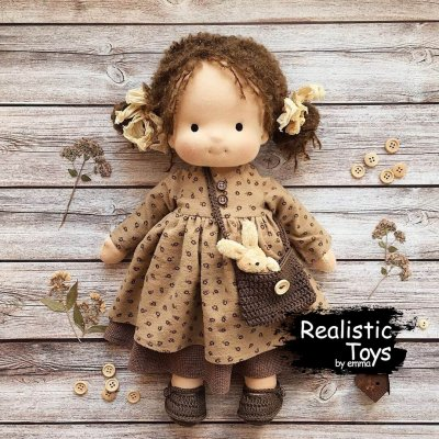 Waldorf Doll Brinley , Best Gifts For 9 Year Girl 2020