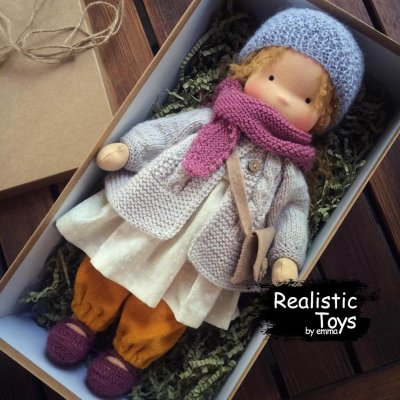 Waldorf Doll Nicole