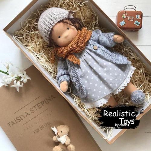 Cute Doll Gwendolyn
