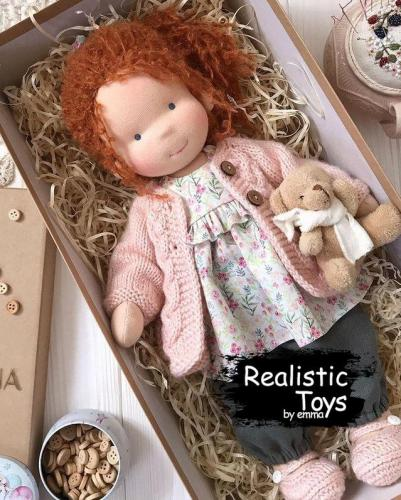 Cute Doll Eva