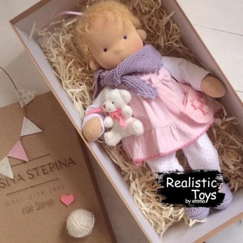 Waldorf Doll Cheryl