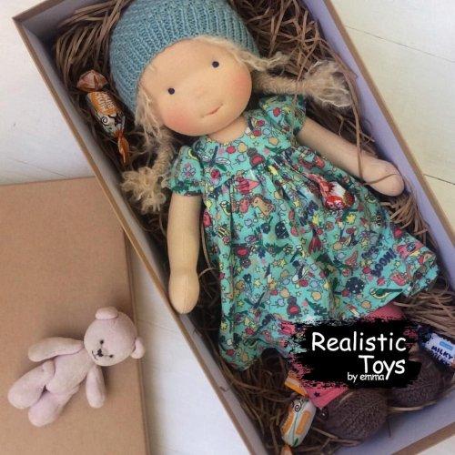 Cute Doll Amelia