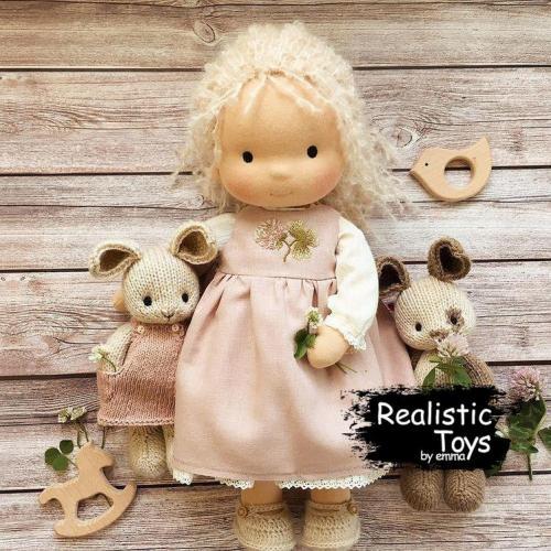Cute Doll Bernice