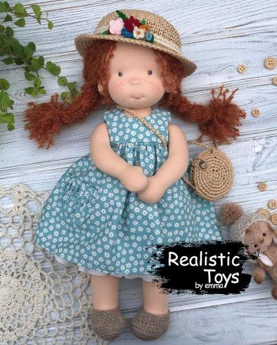 Cute Doll Brooklyn