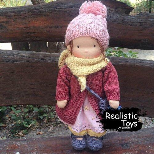 Waldorf Doll Rowan