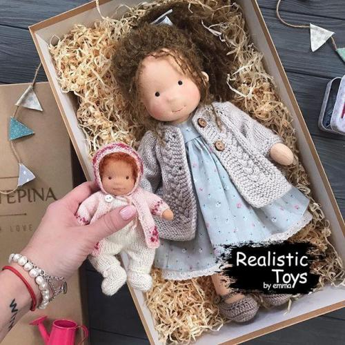 Cute Doll Debby , Toys For 6 Year Old Girls