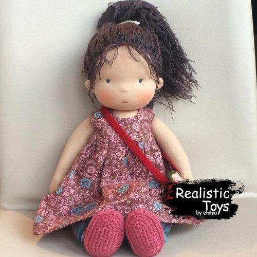 Cute Doll Kenley